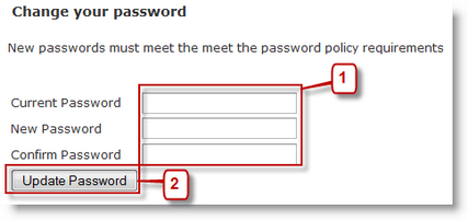 Preferences-Password-Form